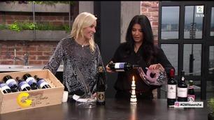 Lufting og dekantering av vin