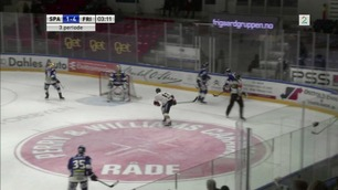 Mål: Grönberg 2-4 (58)