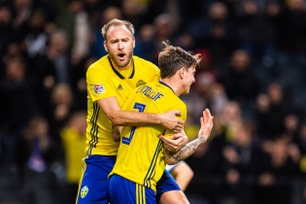 Manchester United-profilen scoret da Sverige gikk til playoff