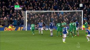 Sammendrag: Everton - Watford 2-2