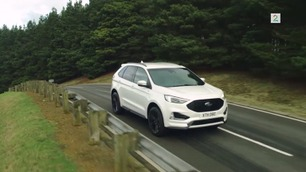 Ford Edge: Nå blir Fords flaggskip fornyet