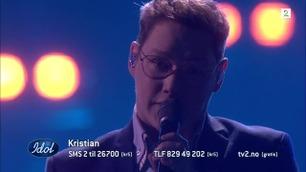 Kristian fikk stående applaus : – Helt mesterlig!