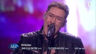 Kristian fikk dommerne til å danse: – Dette var en konsert!