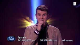 Dommerne digget Øysteins Idol-låt: – Jeg elsker deg!