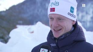 Johannes Thingnes Bø: – VM betyr ingenting i forhold