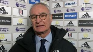 Ranieri: – Vi må fortsette å ha troen