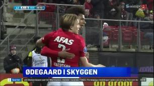Sportsnyhetene: Svensson-assist da Ødegaards Vitesse røk ut av cupen