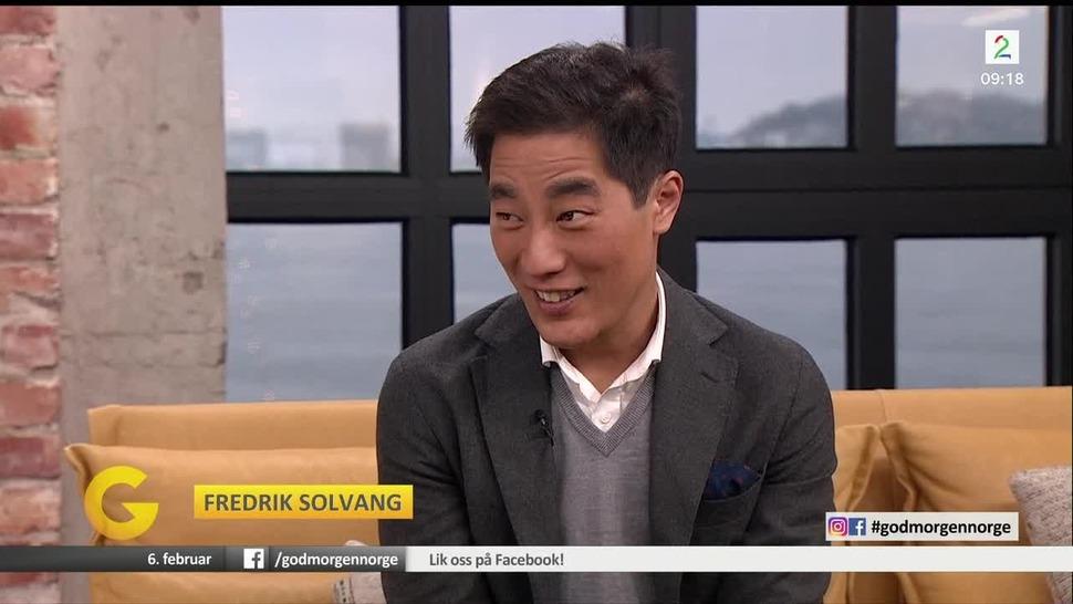 Nrk Debatten Fredrik Solvang Nrk 2020