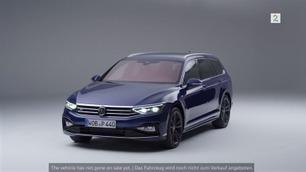 Volkswagen Passat blir ny – og får lengre rekkevidde