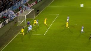Giroud flikket inn 2-0 etter glitrende kontring