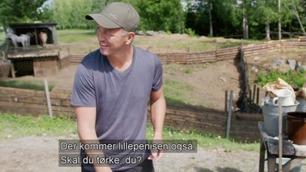 La du merke til denne tekste-tabben på Farmen kjendis?