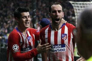 Atlético vant etter VAR-drama