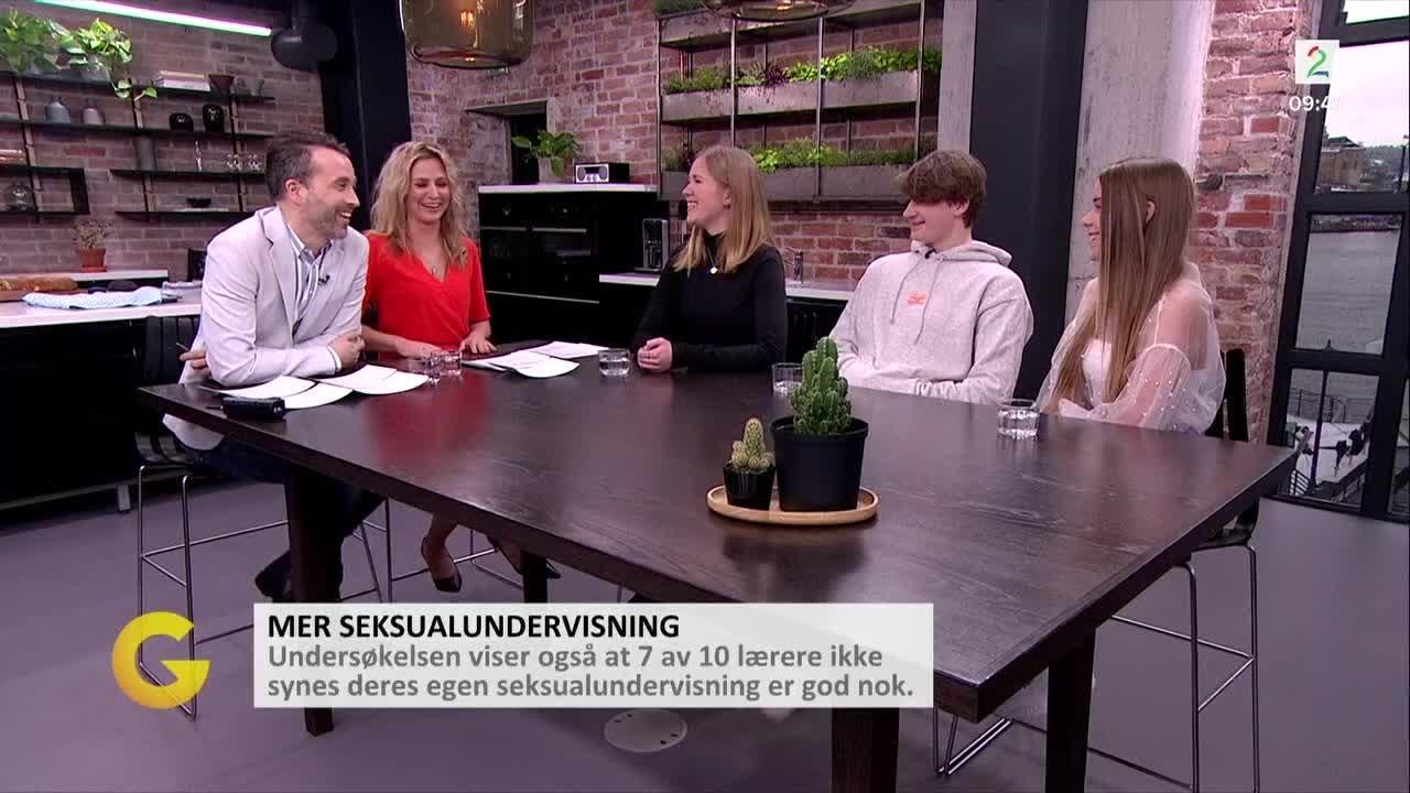 ung voksen sex