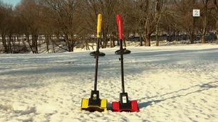 Test av mini-snøfresere: – Det kan fort gå noen ruter