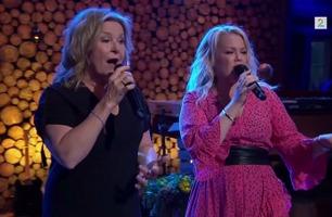 Elisabeth og Maria med nydelig duett av MGP-hit