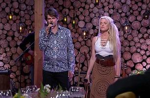Lars og Sol med rørende duett av Bremnes-låt