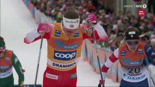 Østberg slått ut i kvartfinalen