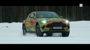 Aston Martin kommer med SUV -  skal gjøre naboen grønn av misunnelse