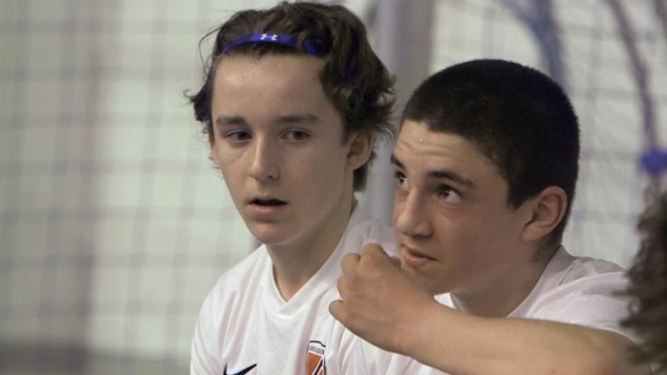 c1d8fec6 EP 1: Møt Norges største fotballtalenter