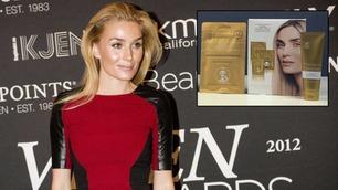 Hevder ansiktsmaskene til Camilla Pihl inneholder gull: Dette fant forskerne