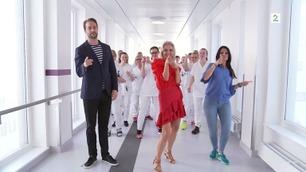 Lær deg gastro-dansen med Kathrine og Anders!