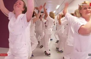 Sykehus-avdelingen vil danse pasientene friskere