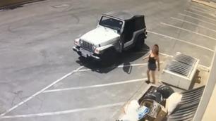 Kvinne arrestert etter sjokkvideo