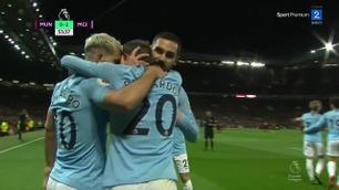 Bernardo Silva sender Man City til himmels