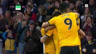 Wolverhampton lekte seg til seier