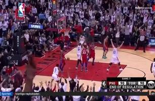 Sportsnyhetene: Utrolig NBA-drama