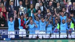 Sportsnyhetene: Manchester City tok historisk trippel