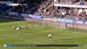 Sportsnyhetene: Søderlund reddet Rosenborg