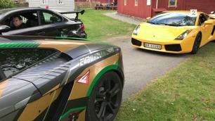 Superbiler inntar norske Vestlandsveier