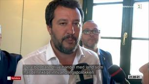 Salvini ønsker Norge med på laget