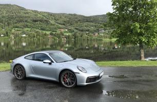 5 ting du bør vite om: Nye Porsche 911