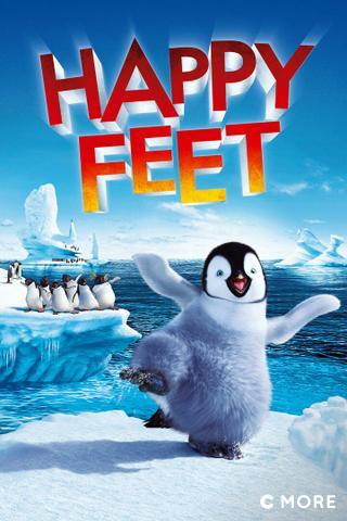 Happy Feet (Norsk tale)