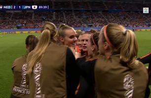 Nederland til kvartfinale