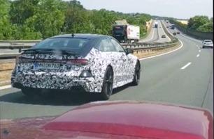 Tore sperret opp øynene: Her er nye Audi RS 7 – med opptil 700 hk