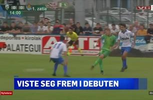 Sportsnyhetene: Ødegaard med målgivende i Real Sociedad-debuten