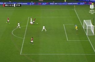 Sammendrag: Manchester United - Leeds United 4-0
