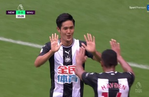 Muto sørget for Newcastle-seier i Bruce-debuten