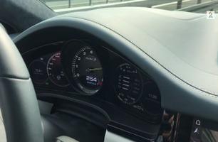 Sjekk hva vi tester på verdens råeste motorvei!