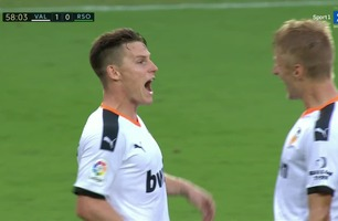 Gameiro gir Valencia ledelsen mot Ødegaards Real Sociedad