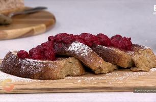Fire smakfulle retter laget av tørt brød