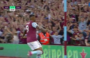 Wesley sender Aston Villa i føringen