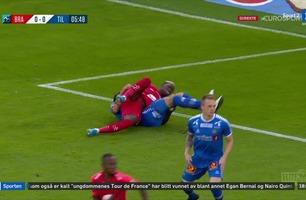 Sportsnyhetene: Bamba med stygg albue mot Tromsøs Wangberg