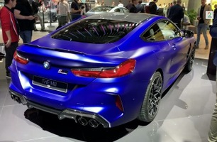 BMW M8: Her er det nye flaggskipet – med 625 hk!