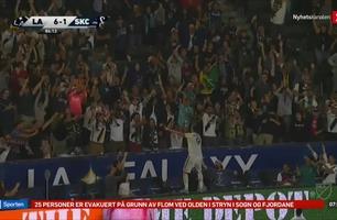 Sportsnyhetene: Zlatan ble historisk