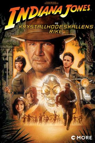 Indiana Jones og krystallhodeskallens rike
