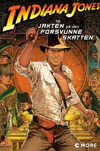 Indiana Jones: Jakten på den forsvunne skatten